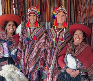 Open Your Heart in the Sacred Valley, Peru